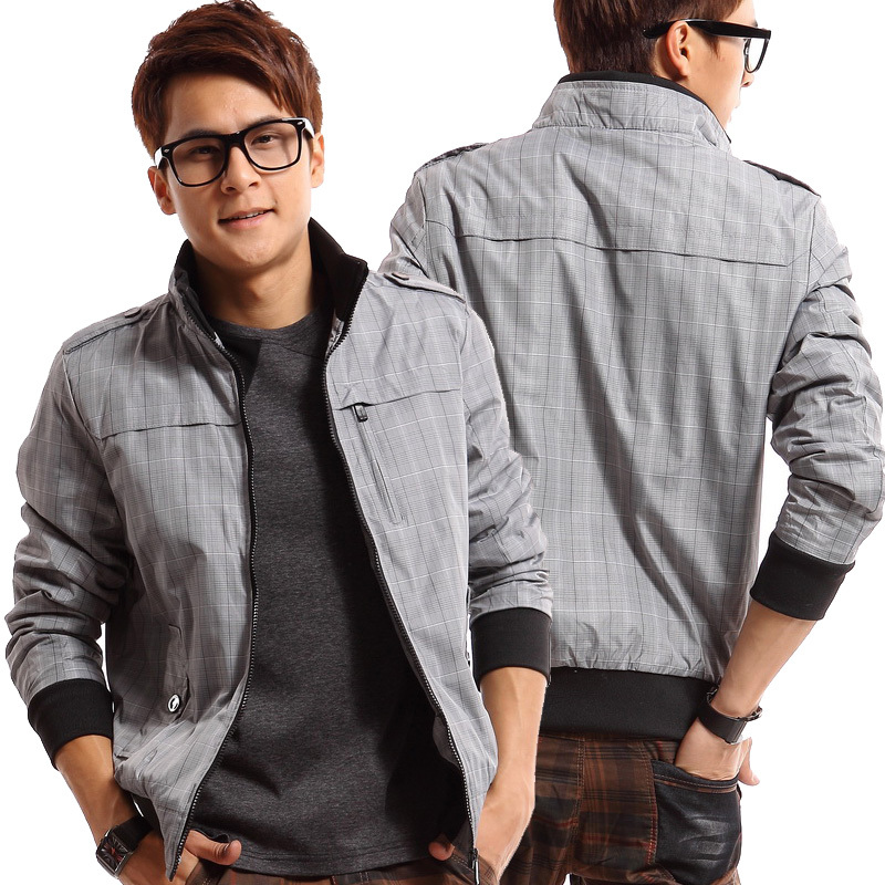 Collection Thin Mens Jackets Pictures - Reikian