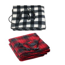 145*100cm Winter Heated 12V Car Electrical Blanket New Lattice Energy Saving Warm Heating Constant Temperature