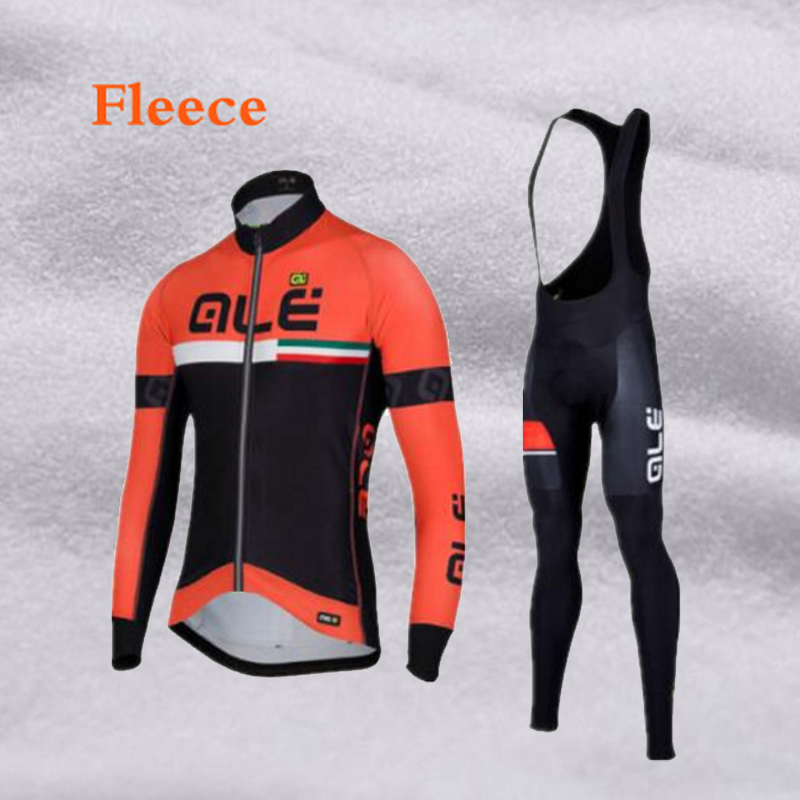 Winter thermal Cycling sets Fleece Ale clothing Men 4 color warm Bike Ride jersey/ Bicycle suit/ Cycling Kit/ Ropa Ciclismo black thermal fleece cycling clothing winter fleece long adequate quality cycling jersey bicycle clothing cc5081