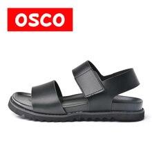 OSCO VERANO Nuevos Hombres sandalias de Los Hombres de Moda Casual Transpirable sandalias de playa # Y022