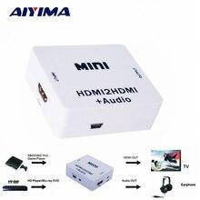 HDMI преобразователь HDMI2HDMI протокол