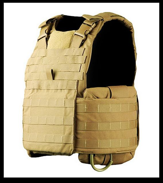 The new military version of the original product well made Corps Tactical Kevlar bulletproof vest