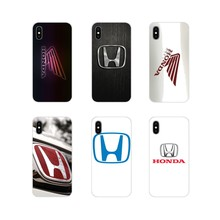 cool car Honda H wing logo Accessories Phone Cases Covers For Xiaomi Redmi 4A S2 Note 3 3S 4 4X 5 Plus 6 7 6A Pro Pocophone F1(China)
