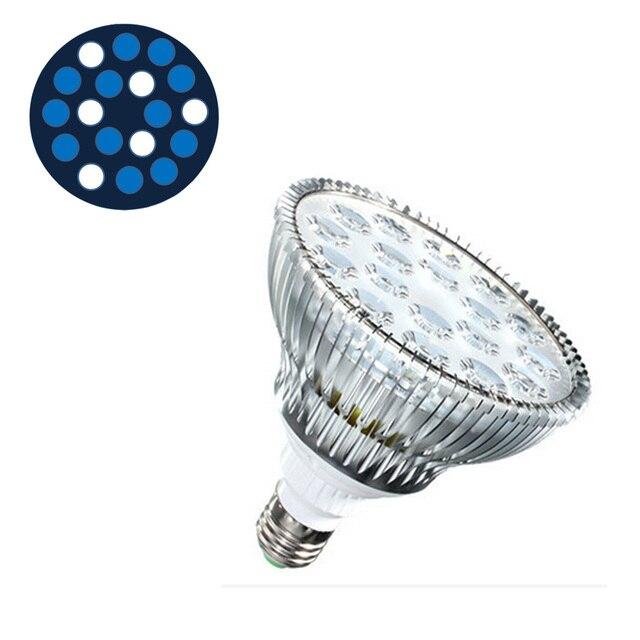 PAR38 Aquarium Led lampe E27 54 Watt 12 Blau 6 Weiße LED Fisch Tank ...