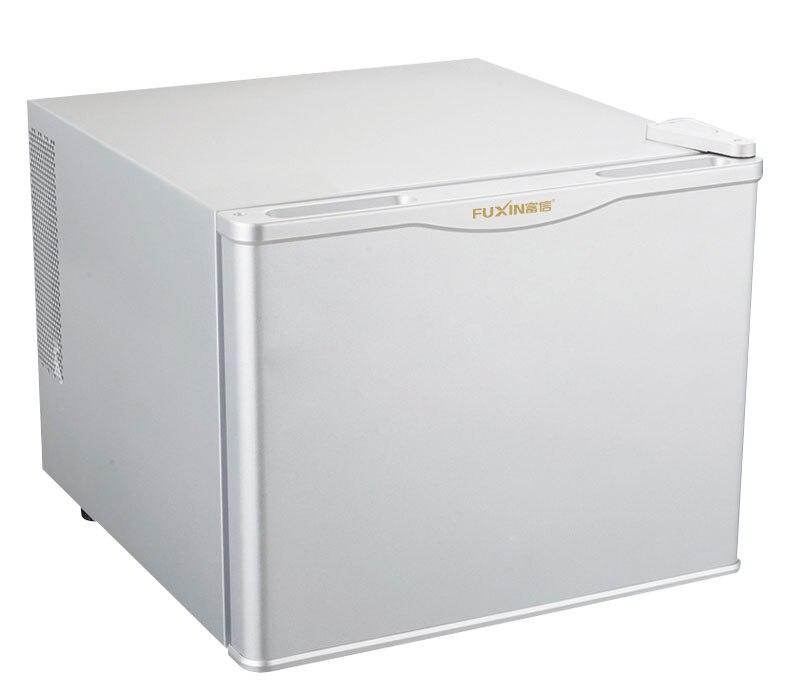 17L однодверный мини холодильник домашний немой электрический холодильник компактный быстрый холодный морозильник машина Образец гостинич