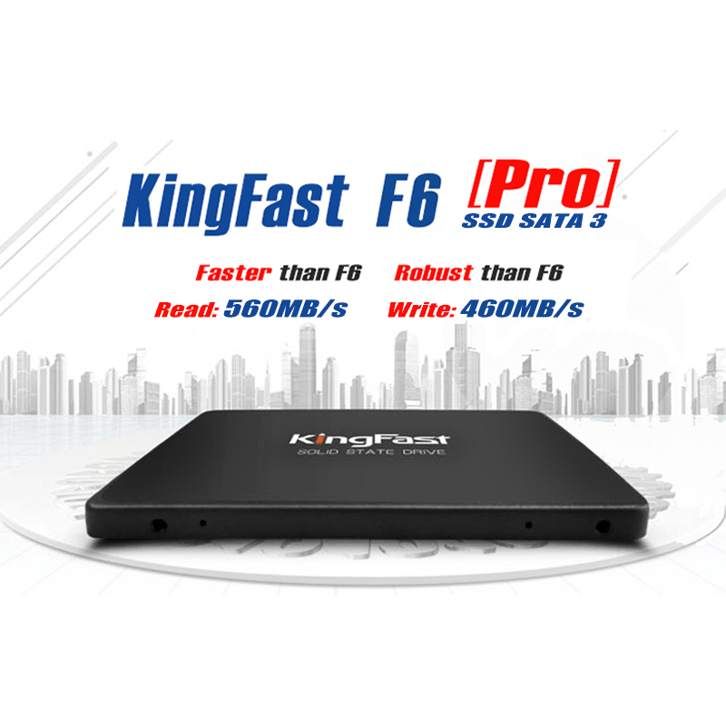 2016 KingFast F6 Pro SSD 120GB 240GB SATA 3.0 6Gb/s 2.5 Inch Solid State Drive 7mm Internal SSD Hard Disk New Arrial new ssd 49y5993 512 gb 1 8 inch sata mlc hot swap solid state drive 1 year warranty