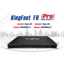 2016 KingFast F6 Pro SSD 120 ГБ 240 ГБ SATA 3.0 6 ГБ/сек. 2.5 дюймов твердотельный накопитель 7 мм Внутренний жесткий диск SSD новое поступление