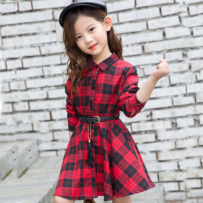Princess Girls Dress 2019 New Fashion summer Print Children Long Sleeve Casual baby girl Cotton Party Dresses for kids Clothing tênis masculino lançamento 2019