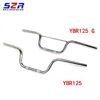 Empuñadura de manillar de motocicleta para YAMAHA YBR125 YBR125G YBR YB 125,...