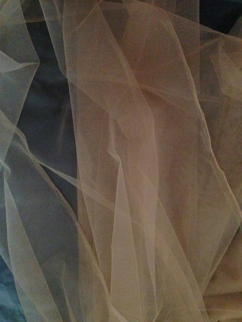 165cm Width 8meters Dark Nude Skin Color Super Soft Fine Mesh Tulle Sheer Tissue For Wedding