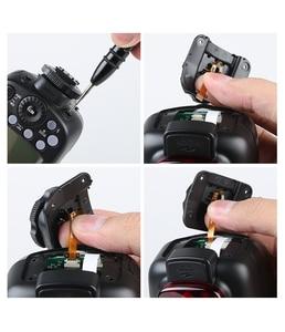 Image 5 - Godox V860II C V860II N V860II S V860II F V860II O Flash Speedlite Replace Hot Shoe Accessories