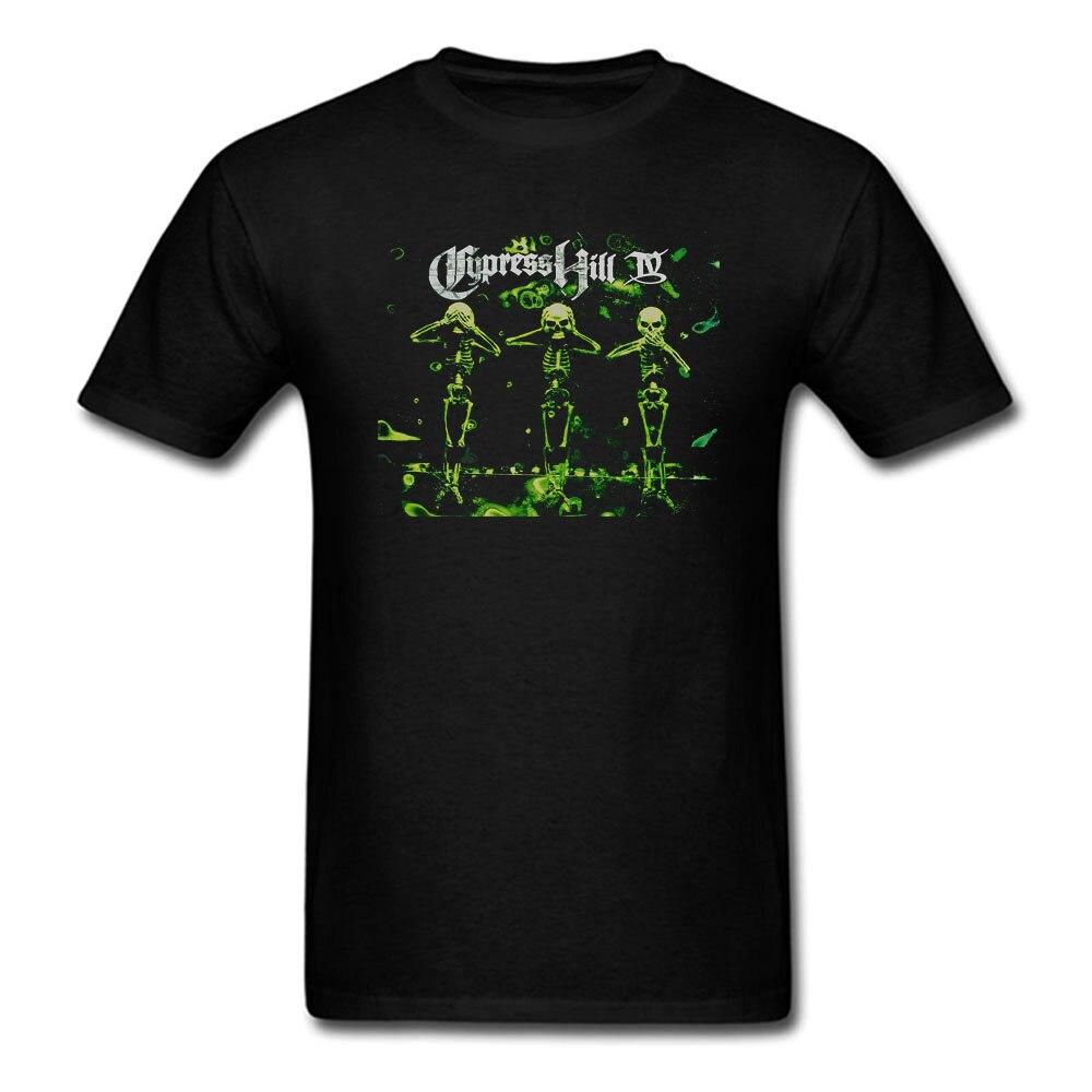 Cypress Hill 1998 IV T-Shirt Männer und frauen Rap Hip Hop t...