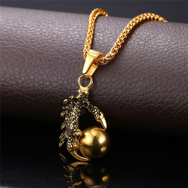 Necklace & Pendant Occult Jewelry Stainless Steel