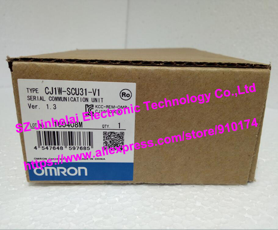 все цены на  100% New and original  CJ1W-SCU31-V1, CJ1W-SCU41-V1 OMRON Serial communication unit  онлайн