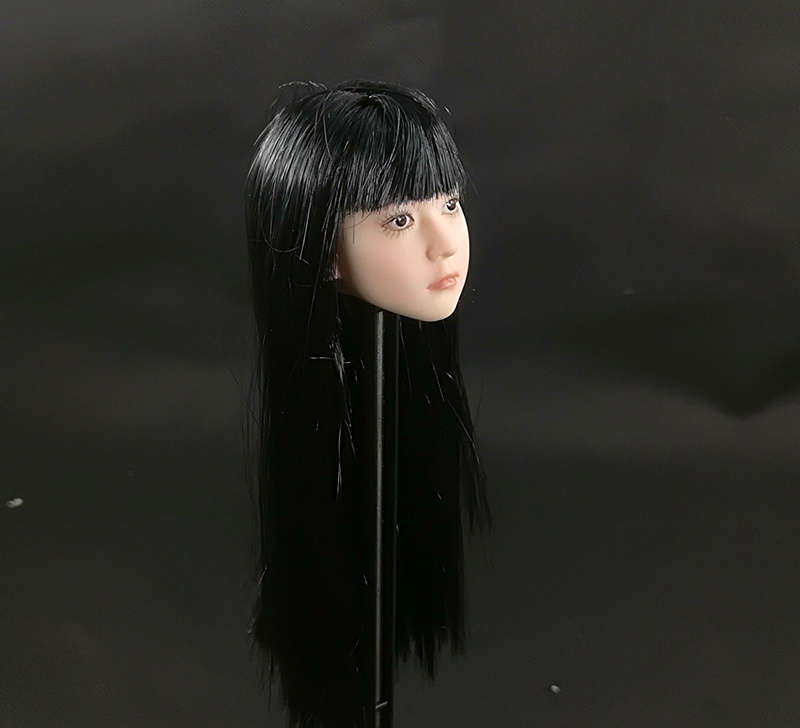 """1//6 Scale Asian Korean star Dress For 12/"""" Female Phicen Action Figure Doll"""