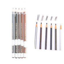 1818 Pencil Longlasting Brown Eyebrow Pencil Design Cosmetics Makeup Brow Precise Micro Eyebrow Pencil ardell mechanical brow pencil medium brown цвет medium brown variant hex name 7b6a62