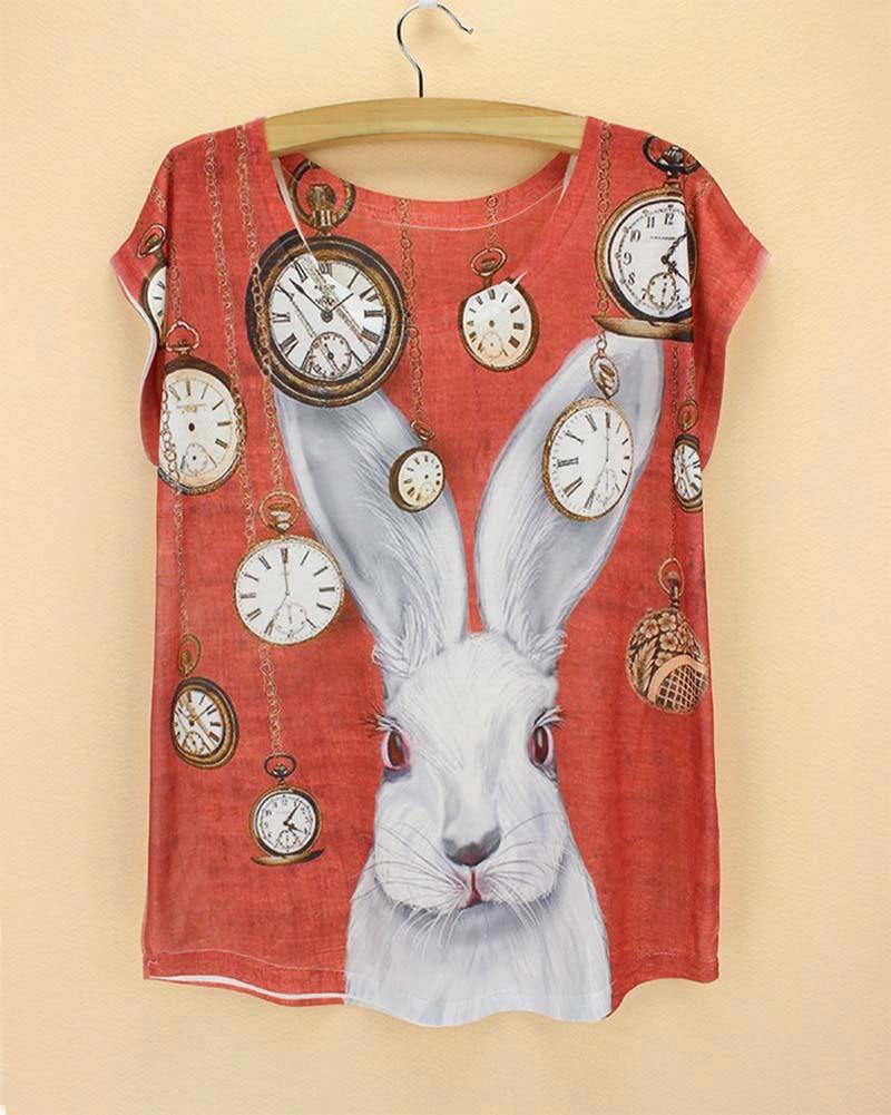 hot sale short sleeve tshirts 2015 new style female thin ...