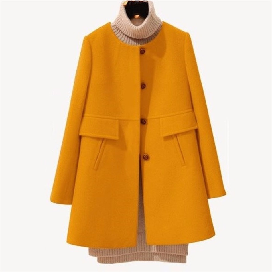 Online shopping of winter jackets