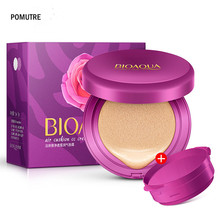 Maquiagem Makeup Hydrating BB Cream Foundation Concealer Nude Air Cushion CC Moisturizing