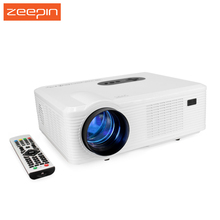 CL720 FÜHRTE Protable Projektor 3000LM 1280×800 Pixel mit Analog-tv-schnittstelle Unterstützung 1080 P für Home Business Education