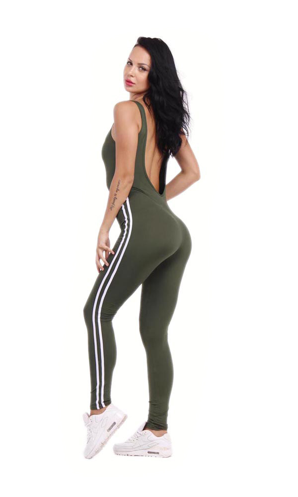 4 colors new hot bandage rompers and jumpsuits for women sexy sleeveless backless one piece pants