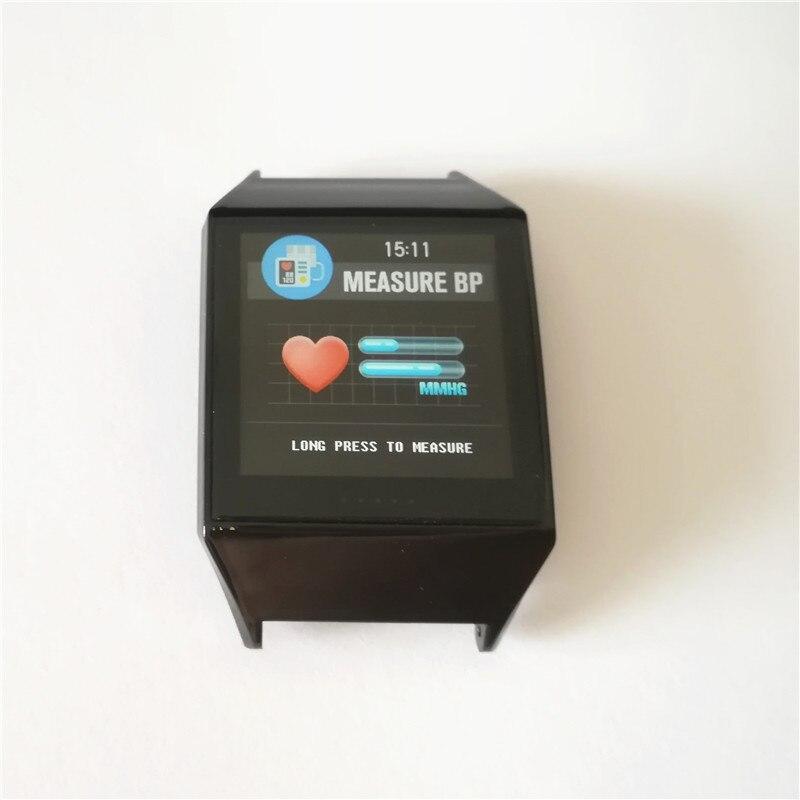 W1 Smart Bracelet Blood Pressure Measurement Color Screen Fitness Tracker Watch Waterproof IP68 Heart Rate Monitor GPS Tracker 38