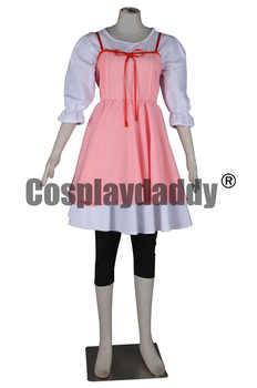Il vostro Si Trovano nel Mese di Aprile Shigatsu wa Kimi nessun Uso Kaori Miyazono Cosplay Dress F006