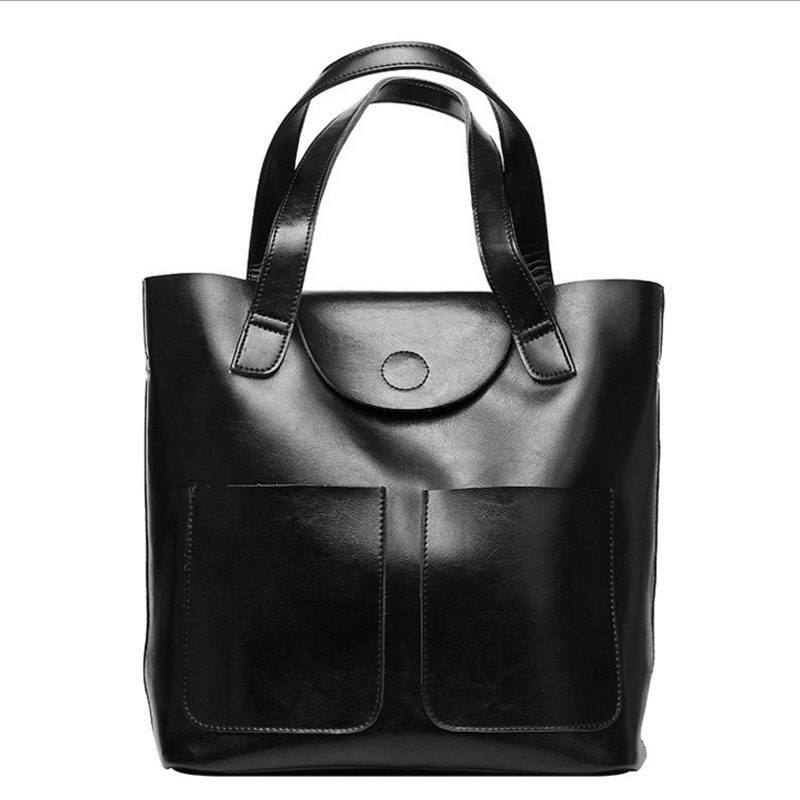 Brand Real Genuine Leather Bags Bucket Shopping Tote Bags Famous Designer Brand Handbags Large Ladies Shoulder Bags For Women  цены