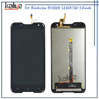 NEW For Blackview BV5000 LCD Display With Touch Screen Digitizer Assembly Replacements For Blackview BV5000 LCD