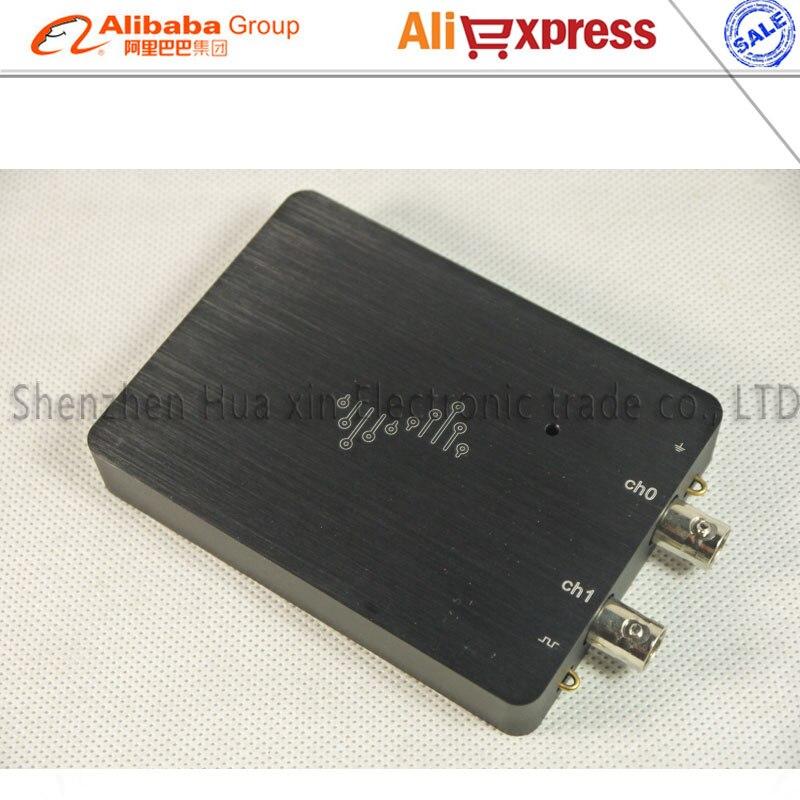 Kostenloser versand dual kanal DSCope analog ultra tragbare oszilloskop 50 mt bandbreite 200 mt probenahme USB power versorgung - 3