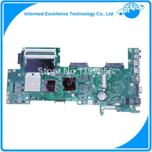 Original Free shipping K72DY X72D X72D HD6370 for asus laptop motherboard REV2.1 tested well