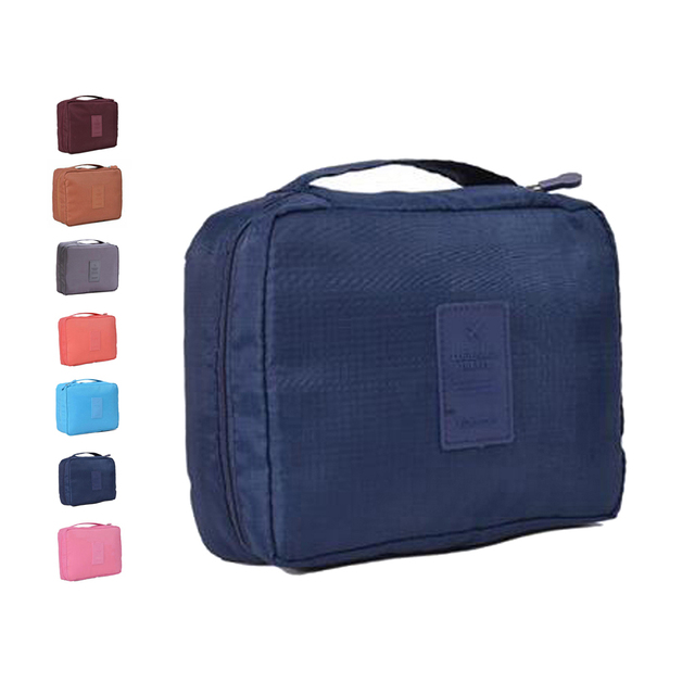 2018 New Waterproof Storage Bag Travel Cosmetic Bag Makeup Toiletry Case Wash Organizer Storage Pouch Bag