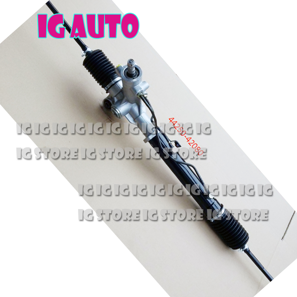 цены New LHD Power Steering Rack For Toyota Rav4 2000-2005 44250-42080 4425042080 Left Hand Drive