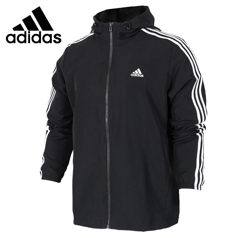 Original New Arrival Adidas WV STFRD JKT Men's jacket Hooded Sportswear le blog обувь на танкетке