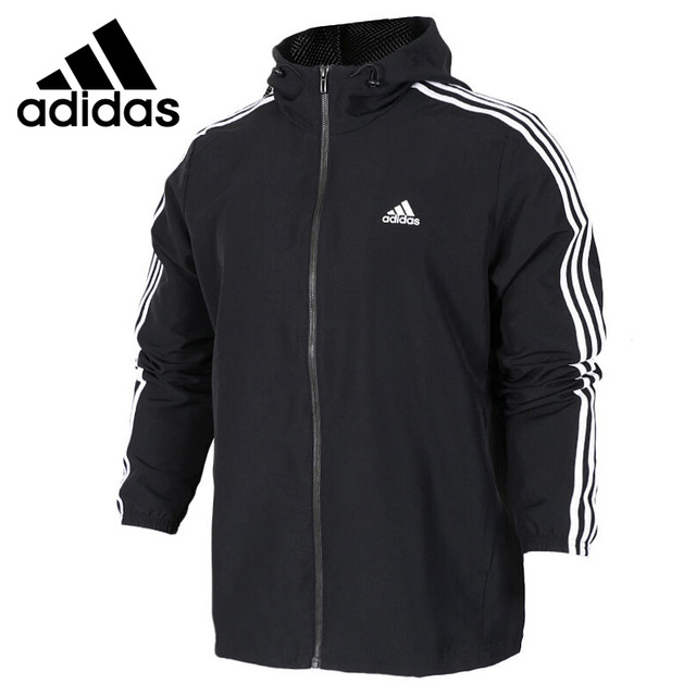 9ad2cb405864 Original New Arrival Adidas WV STFRD JKT Men s jacket Hooded Sportswear