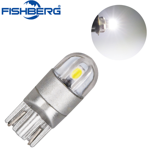 1 STKS T10 LED Auto Licht SMD 3030 Marker Lamp W5W 194 501 Bulb Wedge Parking Lichtkoepel 12 V Auto Parking Fog Ontruiming Licht