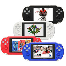 64 Bit 4.1 Inch Handheld Game Player Game Console 4G MP5 Game Player 200 Kinds portable consoles Multimedia classic Games