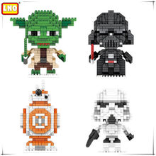 LNO blocks ego legoe star wars: The Force Awakens duplo lepin toys stickers playmobil castle starwars orbeez figure doll car b