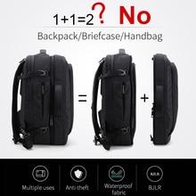 ARCTIC HUNTER многофункциональные 17 дюймовые рюкзаки для ноутбука для подростков, Мужской Дорожный рюкзак, сумка большой вместимости, повседневная винтажная Новинка 2018