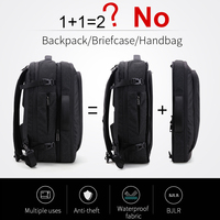 ARCTIC HUNTER Multifunction 17 inch Laptop Backpacks For Teenage Men Travel Backpack Bag Large Capacity Casual Vintage 2018 New