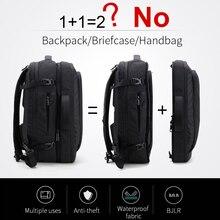 ARCTIC HUNTER multifunción 17 pulgadas portátil mochilas para adolescentes hombres mochila de viaje de gran capacidad Casual Vintage 2018 nuevo