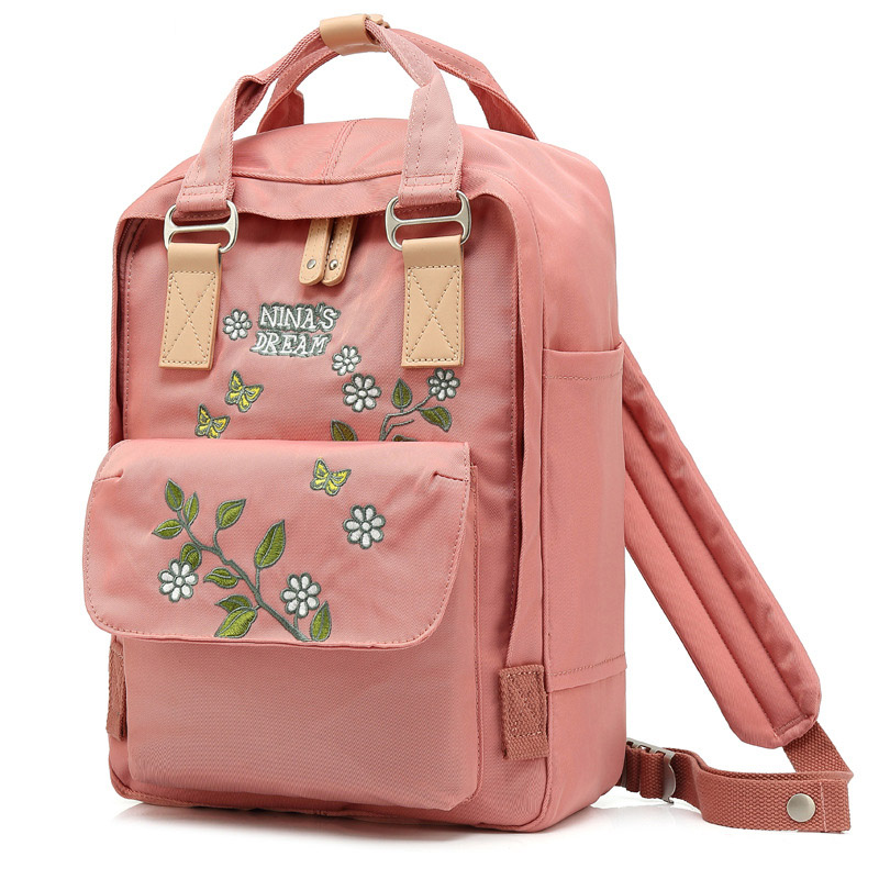 Loodial Fashion kanken Backpack female School Backpacks ...