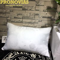 Pronovias rose jacquard cotton bedding pillow