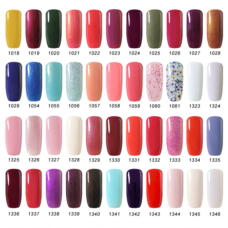 Arte Clavo Pilih 1 Pcs Dari 220 Warna 15ml Gel Cat Kuku Art UV Gel - Nail art - Foto 2