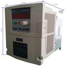 CoolClassic 1 Шт. общая трехфазный инвертор вход 1500 Вт 380 В трехфазный выход скорость двигателя контроллер бесплатно сообщение