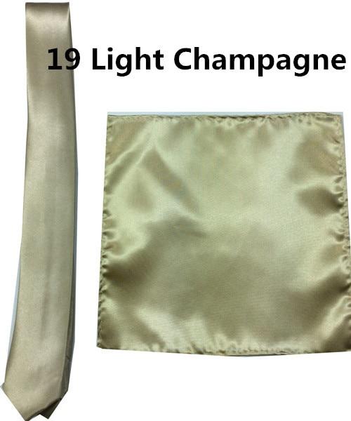 19 _  39 Colours Man Polyester Silk Pocket Sq. Tie Go well with Set Hanky Groom Wedding ceremony Fits Enterprise Handkerchief Necktie ZY186117 HTB1TFEnyL1TBuNjy0Fjq6yjyXXaG