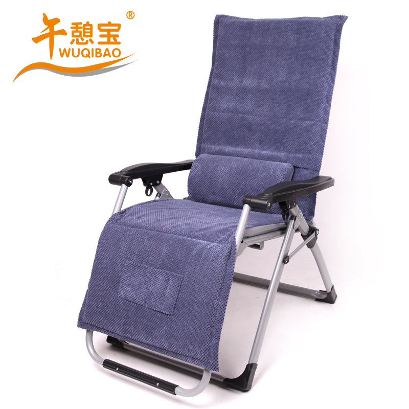Afternoon Recreation Treasure Deck Chair With Lumbar Support Cushion  Patented Folding Mattress Pad Pillow Siesta Recliner Chair In Sun Loungers  From ...
