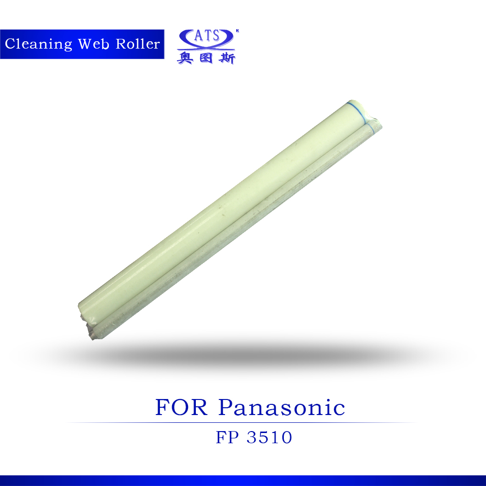 1PCS Copier part Fuser Cleaning Web Roller For Panasonic FP3510 Cleaning Fuser Roller Photocopy machine мастика dali аквапласт рогнеда 2 5л