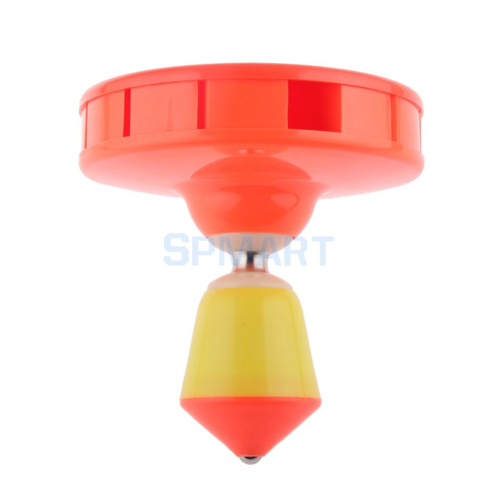 Plastic Single Wheel Diabolo with Handsticks and String Juggling Toy 3 Colors Choice