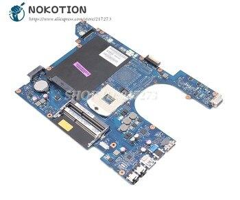 NOKOTION For Dell 15R 5520 Laptop Motherboard HM77 DDR3 UMA QCL00 LA-8241P CN-0N35X3 0N35X3 MAIN BOARD
